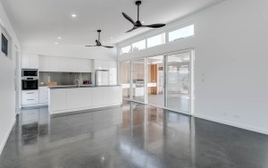 New kitchen renovated by Granite Homes Victor Harbor