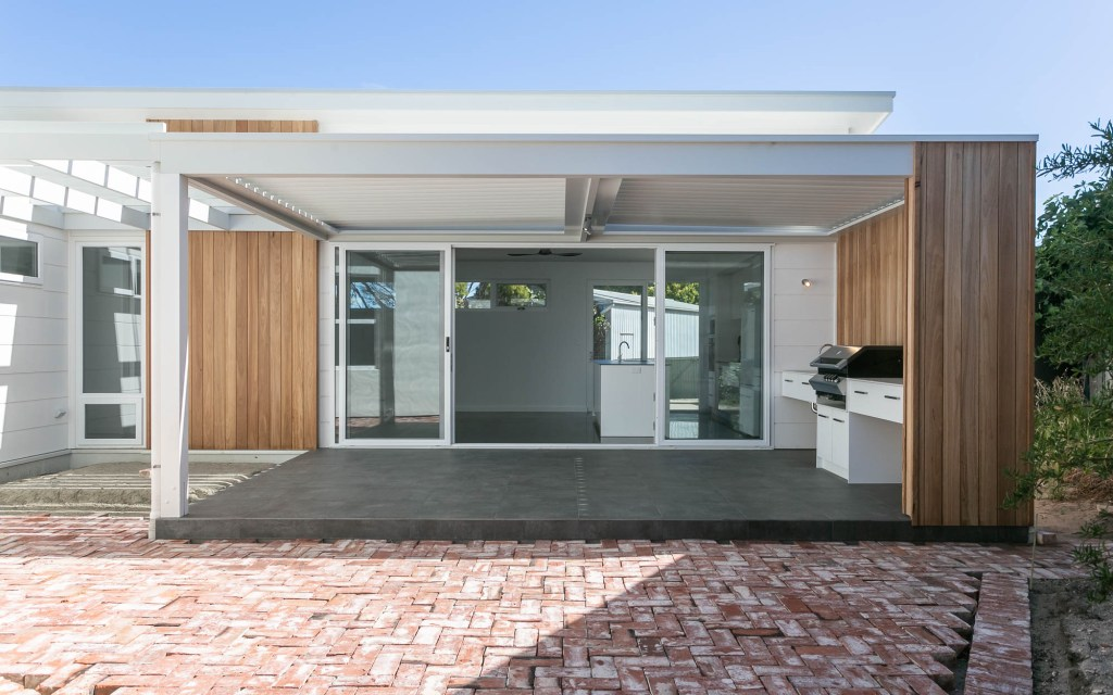 Renovation by Granite Homes in Victor Harbor